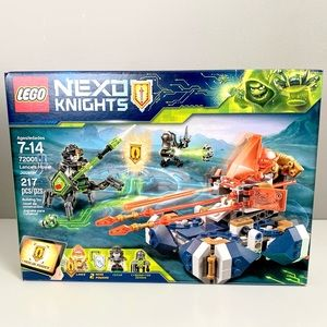 Lego Nexo Knights Lance's Hover Jouster